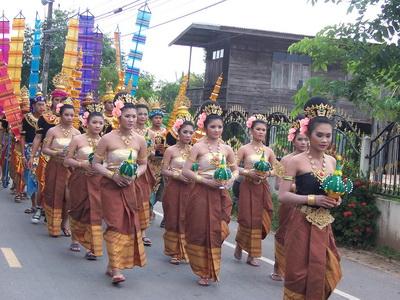 ลอยกระทงนาคู ฟื้นฟูสนามบินเสรีไทย