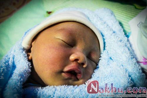 กล่อมลูก sleeping time baby-3